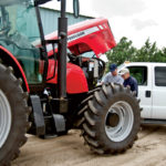 One advantage to signing up for PM360, which offers service on most major brands of farm equipment, is that the service will be performed by AGCO technicians.
