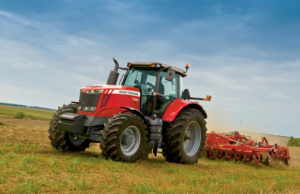 The Massey Ferguson 7600 Series