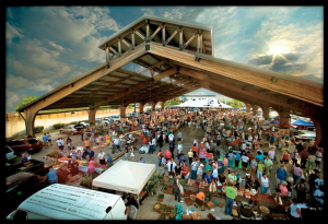 A market in Shreveport, La.