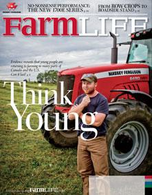 Summer 2014 Small Farm Cover