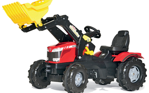 PEDAL TRACTOR Item #03935