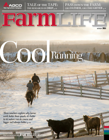Winter 2016 Small Farm Cover
