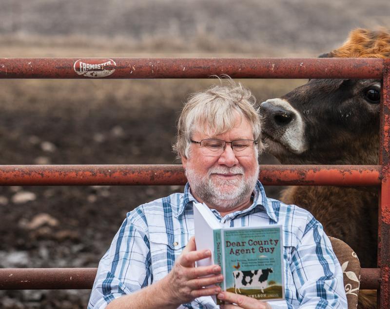 Humorist Jerry Nelson: Recovering Dairyman | myFarmLife ...