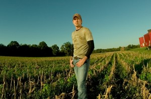 Rodney Atkins joins the Massey Ferguson family.