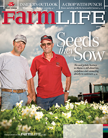 Spring 2014 Small Farm Cover