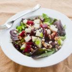 Roasted Beet & Apple Salad