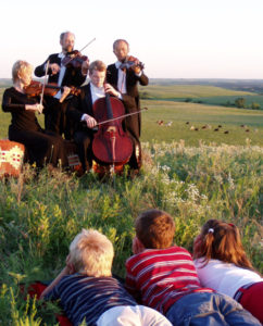 Photo courtesy of Symphony in the Flint Hills