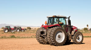 AGCO has significantly expanded its training program. One of the highlights of that program is the National Training Event, held for the past several years near Phoenix, Ariz.