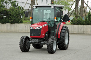 The new Massey Ferguson 1736