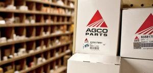 AGCO+ Plus makes stocking up on parts easier.