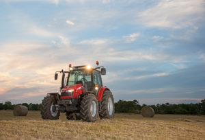 Cab comfort is just one of the carryovers from high horsepower models that sets Massey Ferguson compact, utility and midsize tractors apart.
