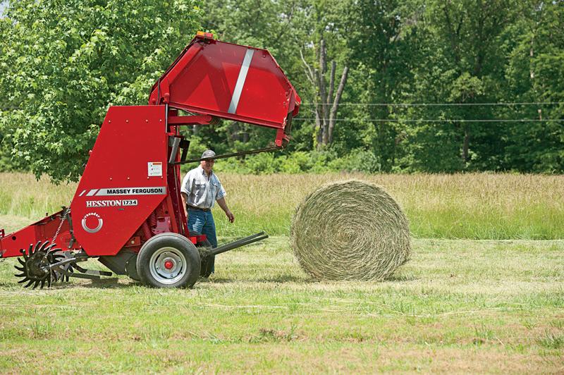 Small Hay Operations Have Big Needs   myFarmLife com