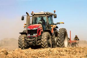 Massey Ferguson 8700 Series tractor