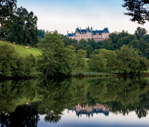 Biltmore, which today encompasses 8,000 acres, is home to a variety of farming enterprises.