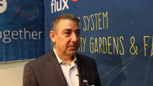 Tal Catran, Flux's chairman