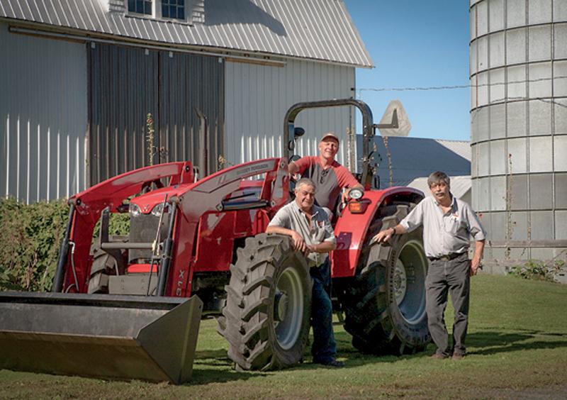 Field Test: Heavy-Duty Utility Tractors   myFarmLife com