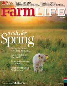 Spring 2016 Small Farm Cover