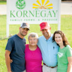 The Kornegay family