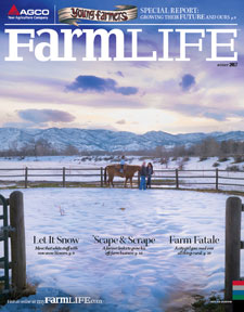 Winter 2017 Small Farm Cover